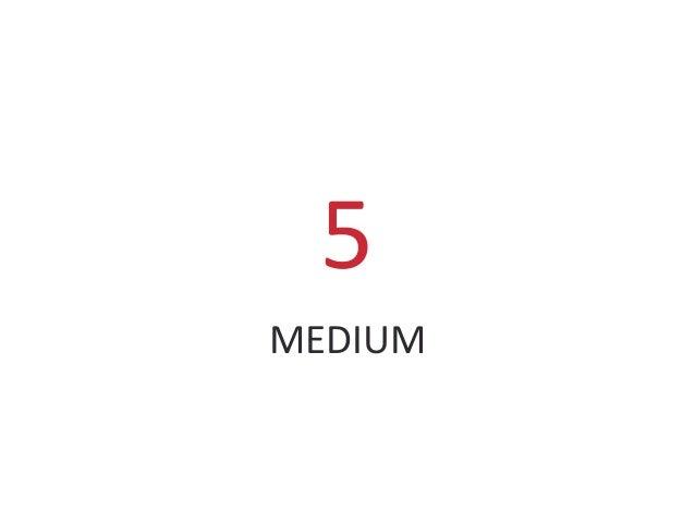 MEDIUM 5