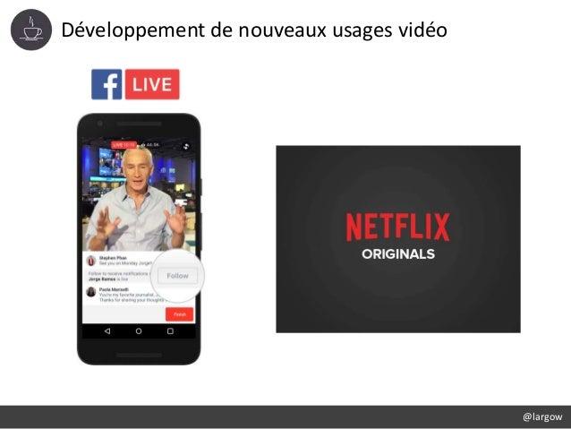 Développement de nouveaux usages vidéo @largow