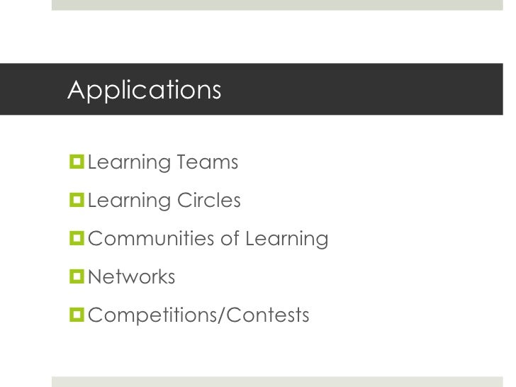 Based on your course activities,           consider what students are           doing          Examine tools and note th...