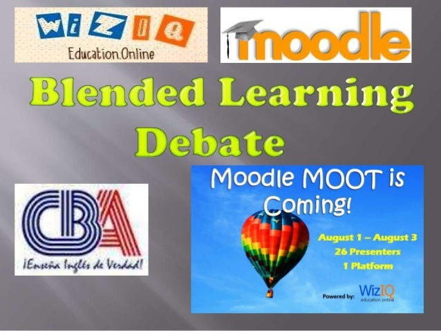  Write a proposition .  Divide the teams.  Present the students the Edmodo class.  Introduced the VoiceThread site.