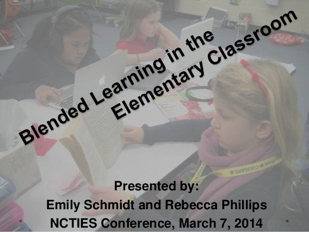 Presented by: Emily Schmidt and Rebecca Phillips NCTIES Conference, March 7, 2014