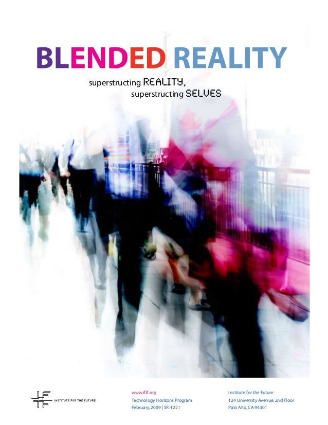 Blended reality