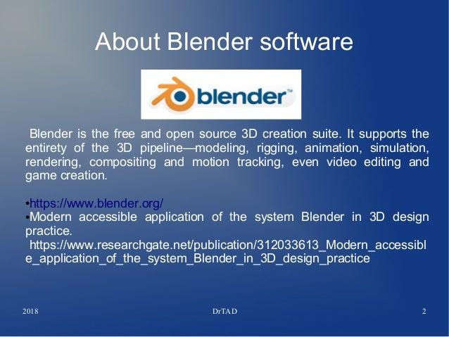 DrTAD Blender Tutorial Animation Basics - Change Object Color