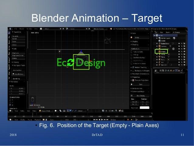 Blender Tutorial Animation Basics - Camera follow path tracking to ta…