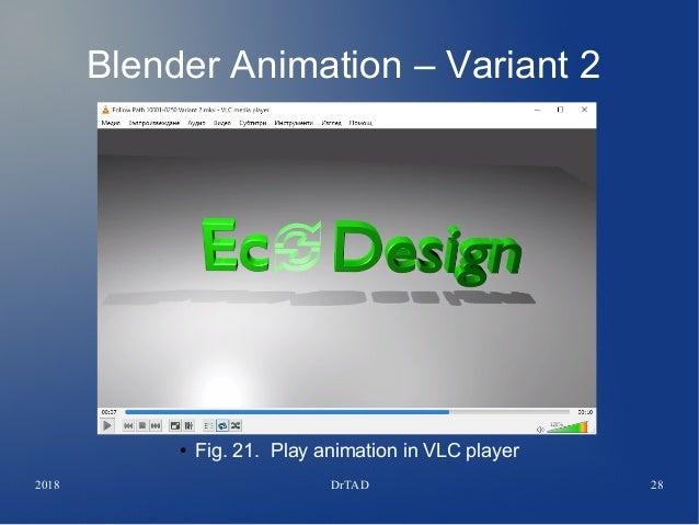 Blender Tutorial Animation Basics - Camera follow path