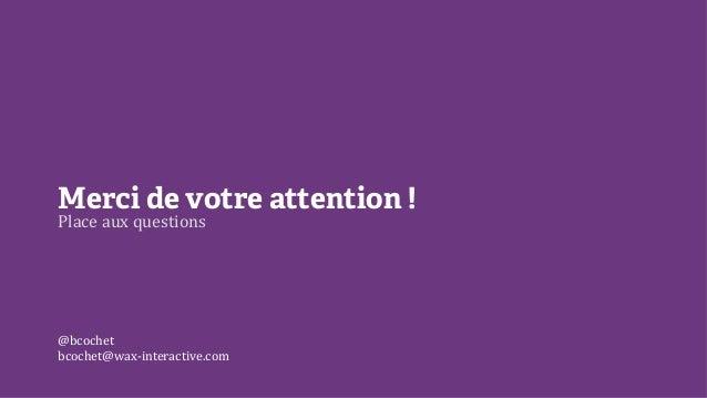 """""""Diantre, l'UX rend sourd"""" [Blend Web Mix Lyon 2015]"""