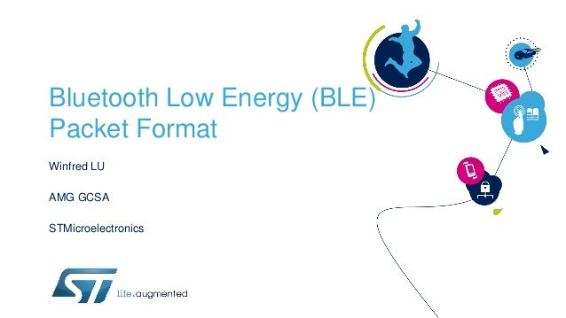 Bluetooth Low Energy Packet Format