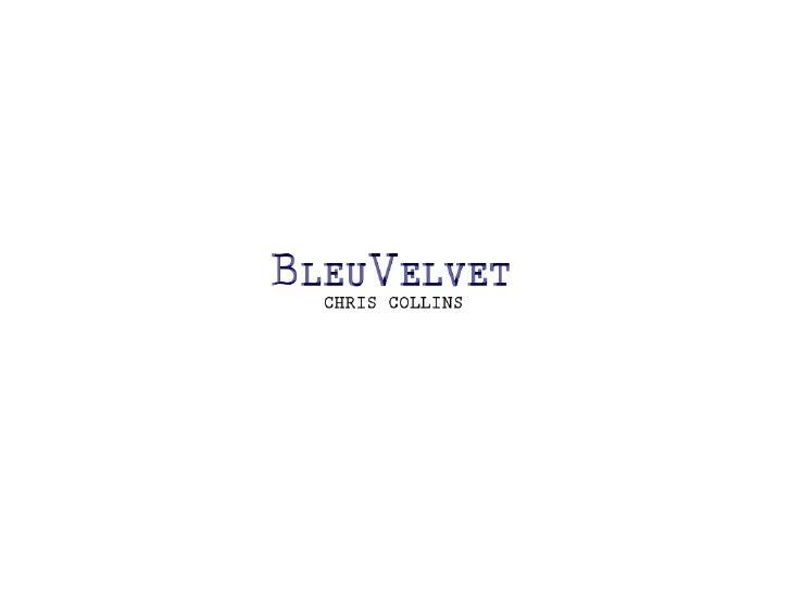 Bleu Velvet
