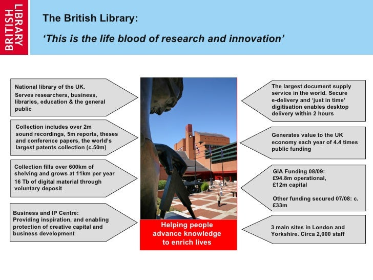british library research and innovation centre reports and papers And the european documentation centre (edc) british official publications reports, research library guide: british official publications.