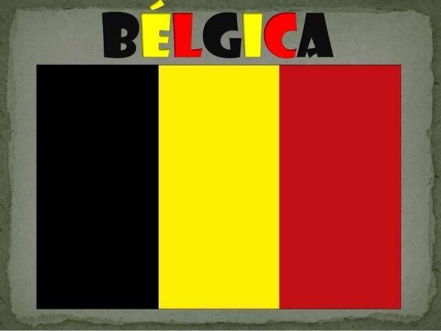  Área: 30.528 km2  Capital: Bruxelas População: 10,4 milhões de habitantes (estimativa julho de 2012) Moeda: euro Nome Of...