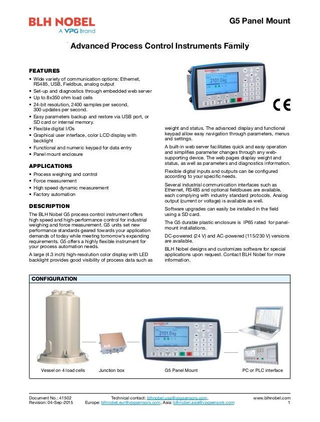 Technical contact: blhnobel.usa@vpgsensors.com, Europe: blhnobel.eur@vpgsensors.com, Asia: blhnobel.asia@vpgsensors.com Do...