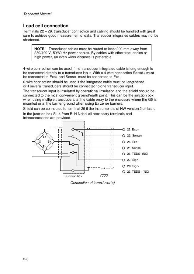 fantastic load cell junction box wiring diagram pdf mold