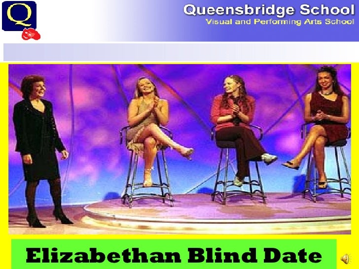 Blind dating review