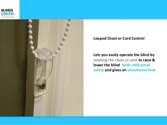 Child Safety Information On Blinds Cords And Chains