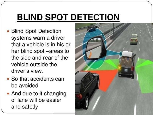 Blind Spot Ppt