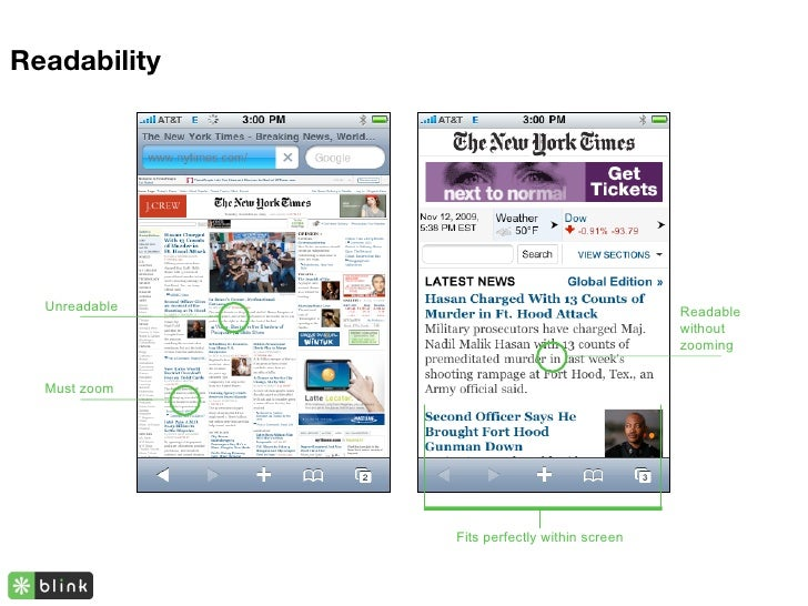 Readability       Unreadable                                  Readable                                               witho...