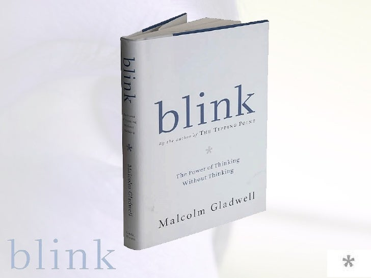 download blink by malcolm gladwell pdf