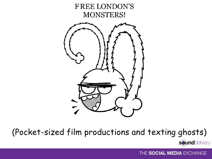 (Pocket-sized film productions and texting ghosts)
