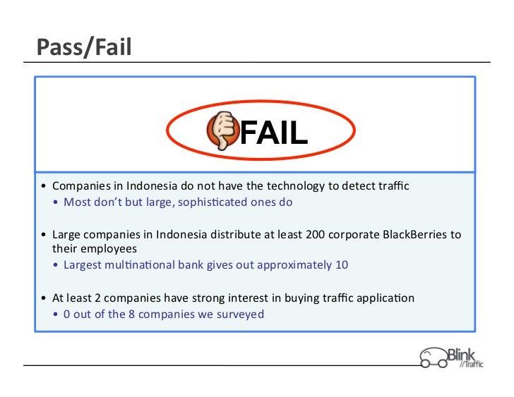 Pass/Fail                                            Criteria                                              FAIL• Co...