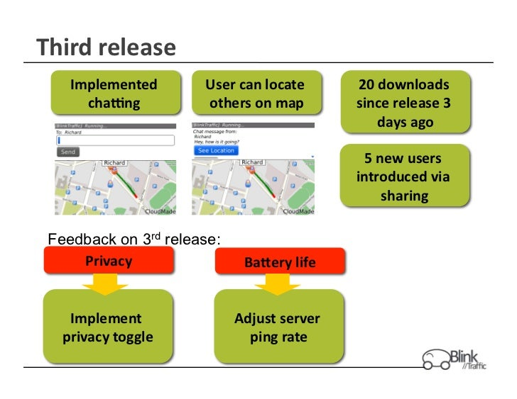Third release     Implemented         User can locate      20 downloads       chamng                  ...