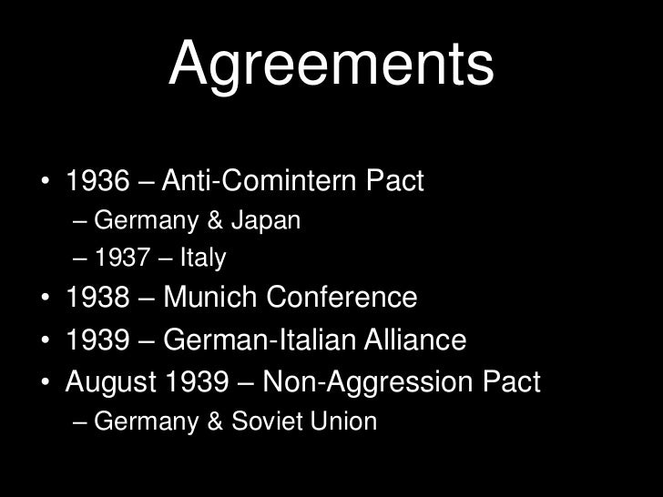 history notes on rhineland anti comintern pact Exam revision notes 29 i german foreign policy  the anti-comintern pact and the start of the  30 as/a-level 19th & 20th century european & world history.