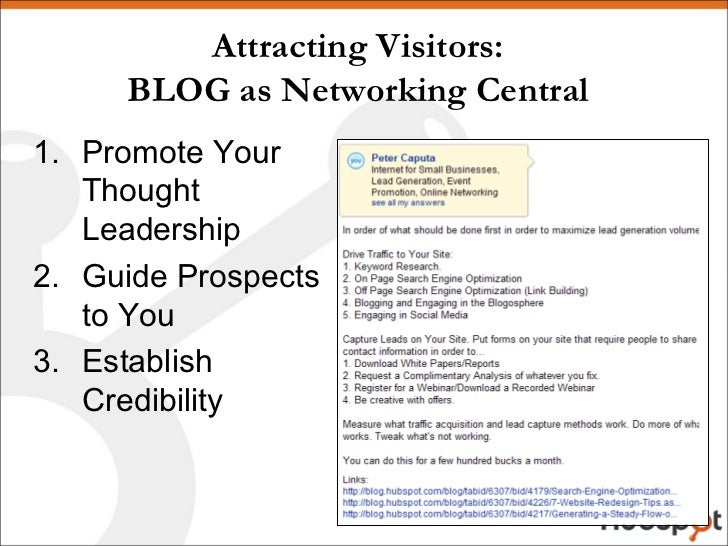How to Generate Leads Using Social Media Slide 2