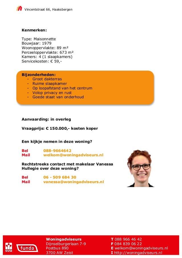 Brochure vincentstraat 66 haaksbergen for Aw auto ommen