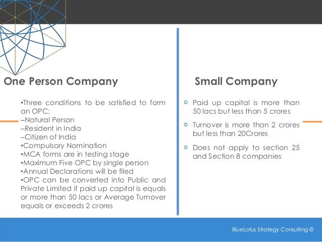 Companies Act 2013 - Some New Concepts: Part 2 Slide 2