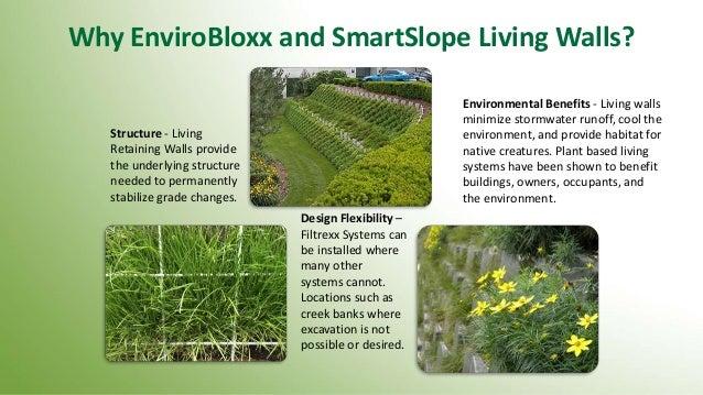 block based living walls of filtrexx v 1