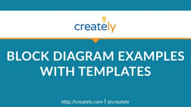 block diagram examples with editable templates