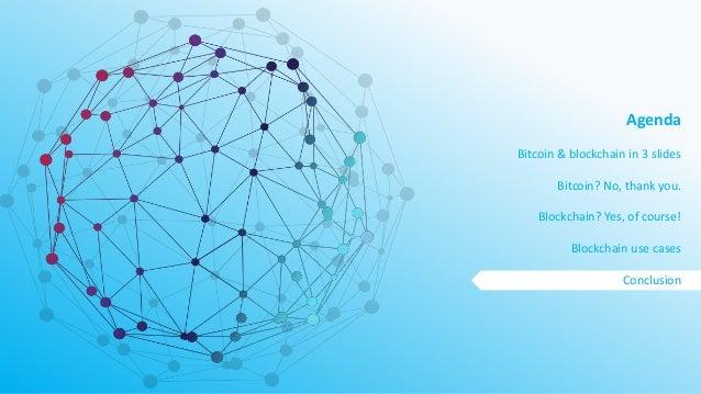 Blockchain @ Capitant FinTech Day Antwerp