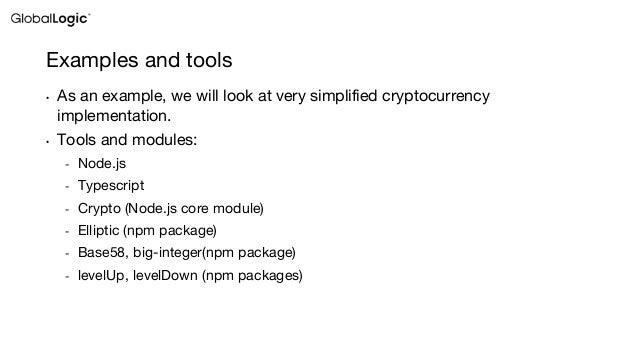 Node js Blockchain Implementation