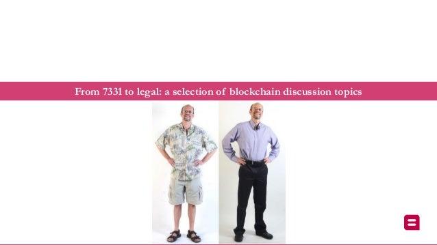 20190316 - CLBFest - 1337 to legal - Koen Vingerhoets Slide 2