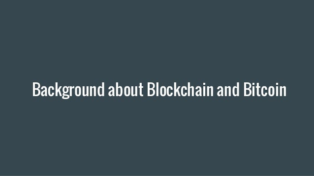 The Blockchain and JavaScript Slide 3