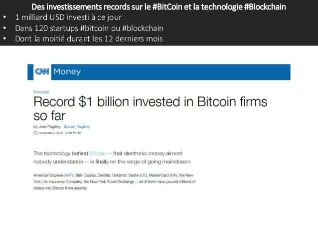 Bitcoin blockchain startup factom