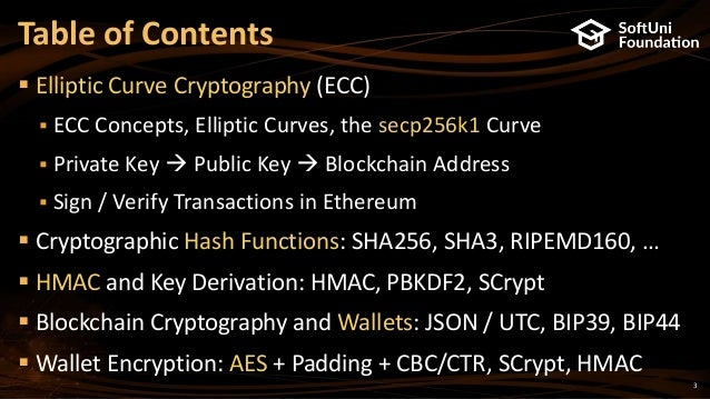 Blockchain Cryptography for Developers (Nakov @ BGWebSummit 2018)
