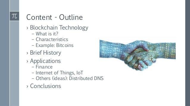 Blockchain Technology - ICANN58 Slide 2