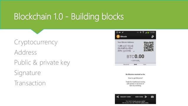 Blockchain 1.0 - Patterns Blocks Nodes Mining Proof of work
