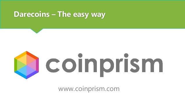 Darecoins – The harder way www.ethereum.org/token