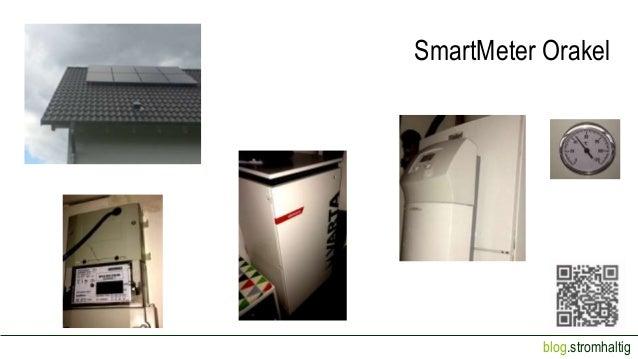 blog.stromhaltig SmartMeter Orakel