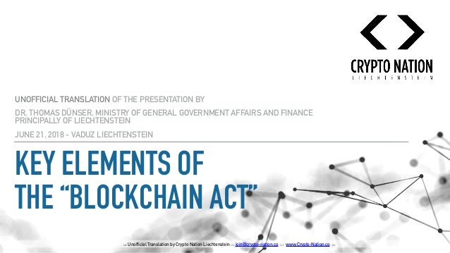 KEY ELEMENTS OF 