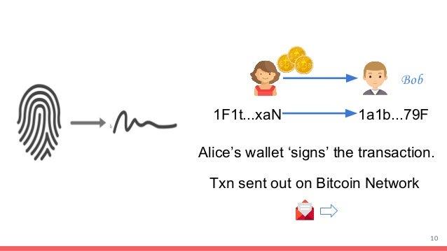 Bob wallet adds bitcoin