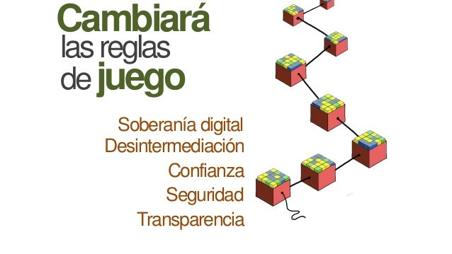 lasreglas Cambiará dejuego Desintermediación Confianza Soberanía digital Seguridad Transparencia