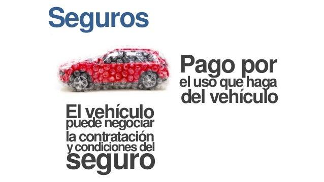 Seguros elusoquehaga Pago por del vehículo lacontratación puedenegociar El vehículo ycondicionesdel seguro