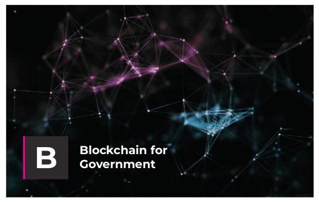 Blockchain for Government