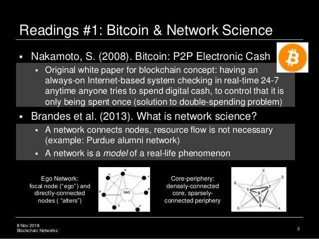 Blockchain Network Theory Slide 3