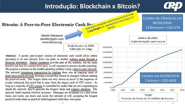 Blockchain no setor elétrico: conceitos, potenciais