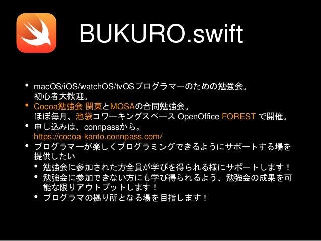 Swiftでブロックチェーンを実装する Slide 3