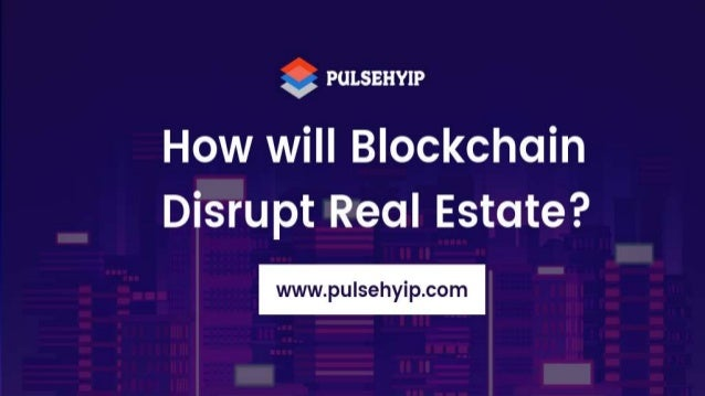 How Blockchain Technology is Transforming Real Estate Industry? Cryptocurrency is still the most exclusive & hot headline ...