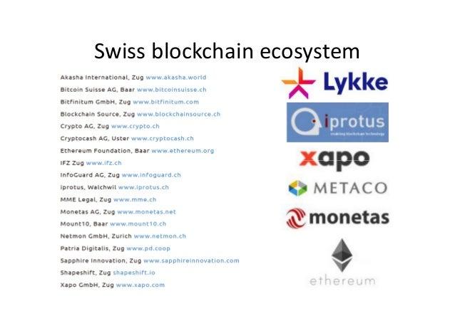 Blockchain value cases in startup scene v0.03